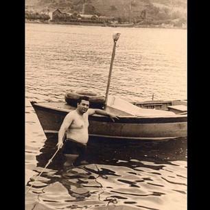 1950s Summertime in Istanbul, Kefeliköy