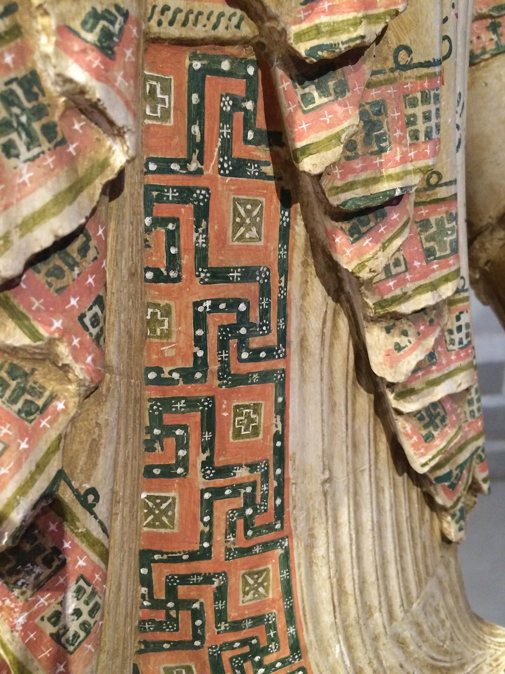 Kore, Paint and Patten- Gustavianum, 2mi3