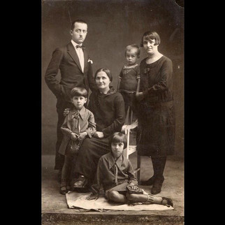 1920s Sanzoni and Stamatyadis Family