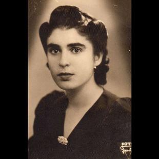 The Portraits / 1940s Sofia Cakiroglu