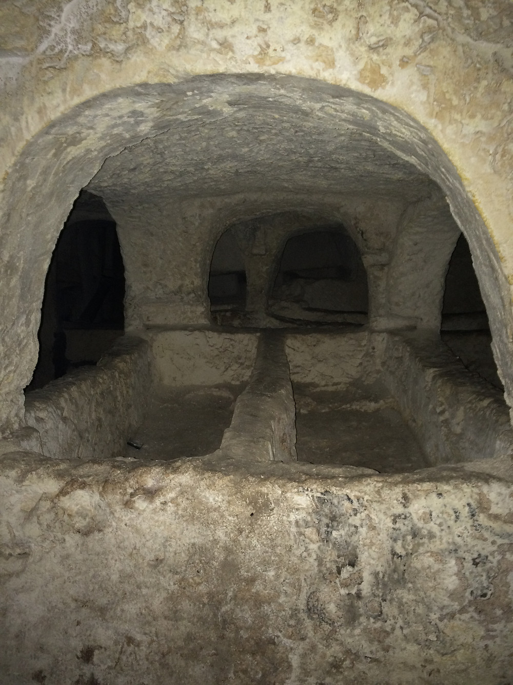 St.Pauls Catacombs - Graves - 2mi3