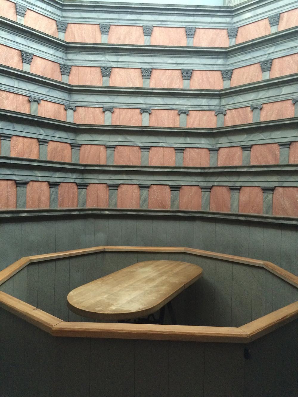 The Anatomical Theatre-Gustavianum,2mi3