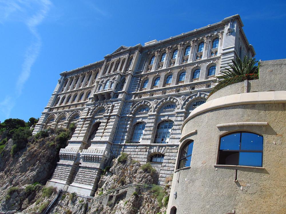Oceanographic Museum, Monaco -2mi3-