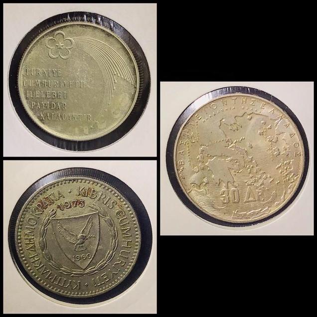 1960s-1970s Coin Chronology