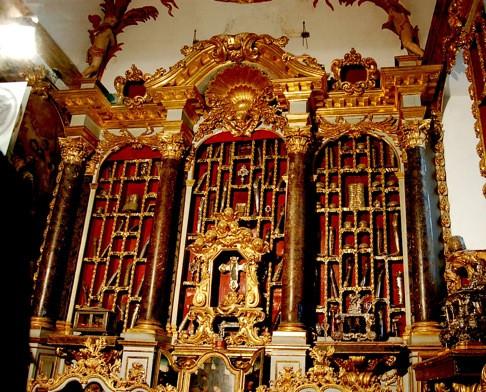 Dubrovnik -Riznica Katedrale- Reliquary