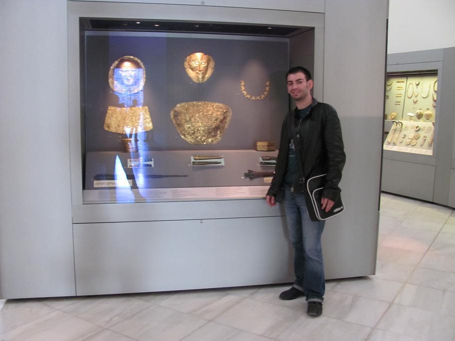 Agamemnon Mask  2mi3 Dimitri