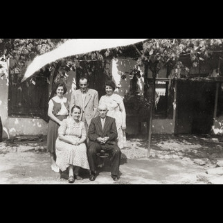 Sanzoni Family, From Palermo to Karaagac / 1940s, Together with Family