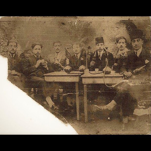 1920s The Vafiadis Siblings/ Minas & Koco