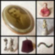 Vintage Objects Ephemeras Wares