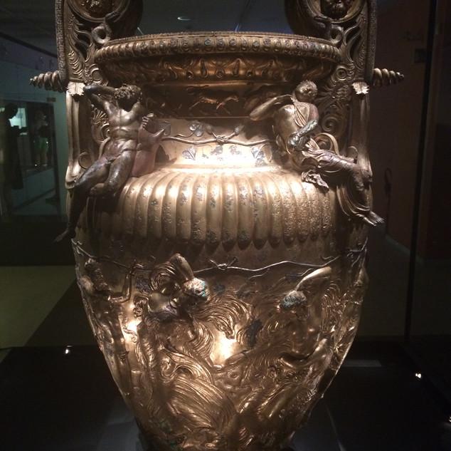 Derveni Krater / Selanik Arkeoloji Müzesi