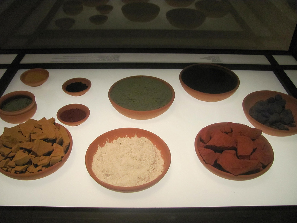 Paints from St.Marguarite Fort, Cannes -2mi3-