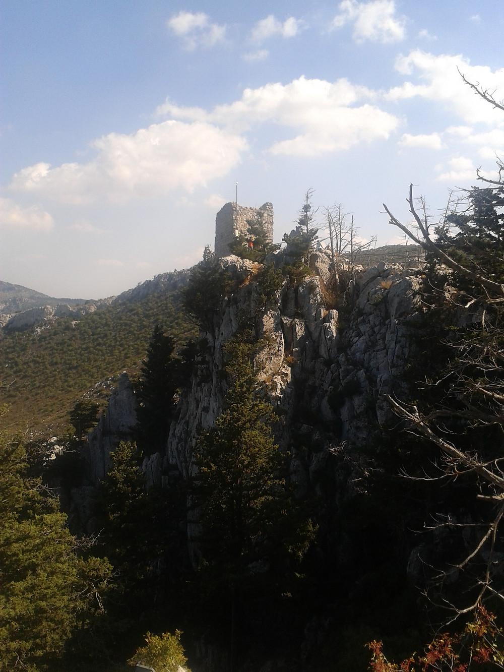 2mi3 Cyprus St.Hilarion Prince John Tower