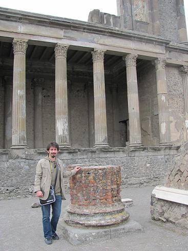 3 Pompeii Hukuk Binası