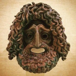 Maske / Pire Arkeoloji Müzesi