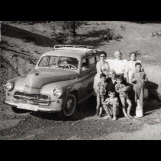 1960s The Cars We Drove, 1960 Warszawa