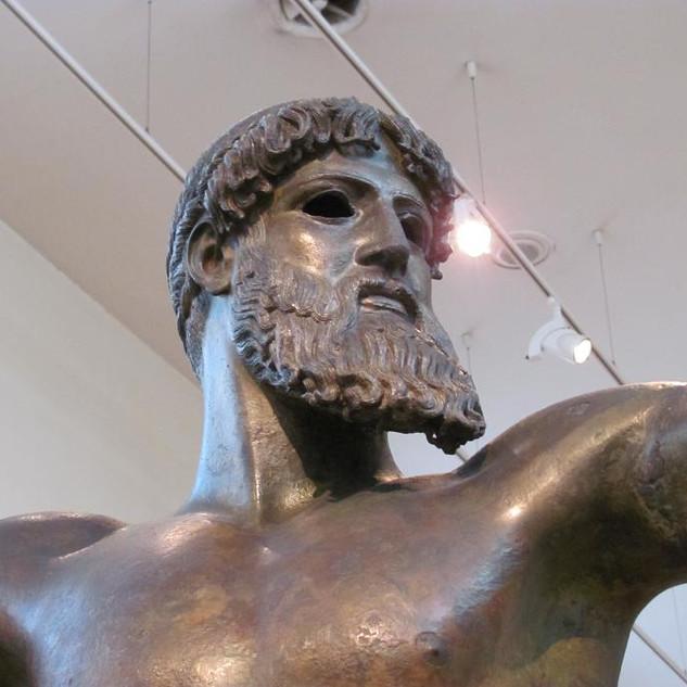 Poseidon / Atina Arkeoloji Müzesi
