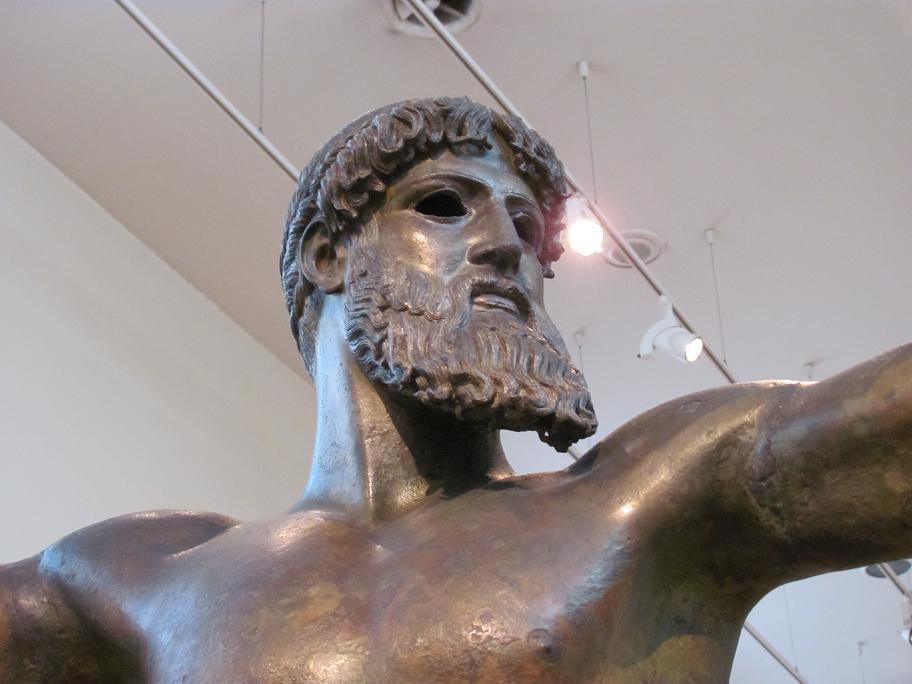 Poseidon 2mi3 Athens Archaeology