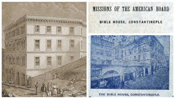 Bible House (Kutsal Kitap Evi) Constantinople, Istanbul