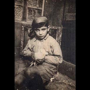 1930s Aleko Vafiadis's playing in the coop