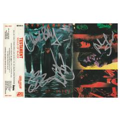 Testament - Signed Album Cover