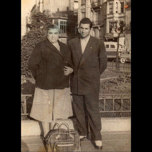1950s Aleko & Ashen