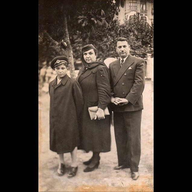 1930s The Vafiadis Family