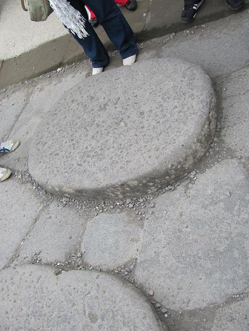 -Pompeii,Yaya Gecidi-