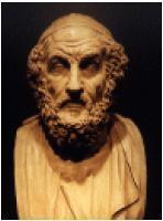 İlyada ve Odysseia'dan bir detay…