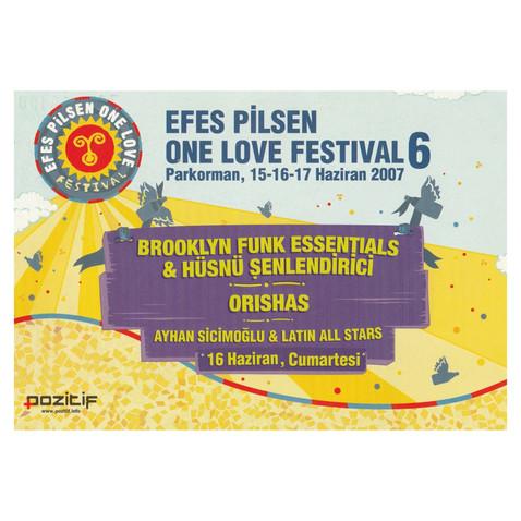 Efes Pilsen One Love Festical 6