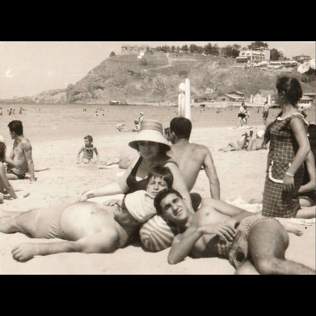 1970s In The Summertime / Beach of Kilyos