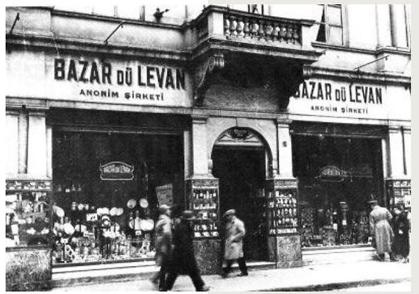 Bazar Allemand ( Bazar Dü Levan )