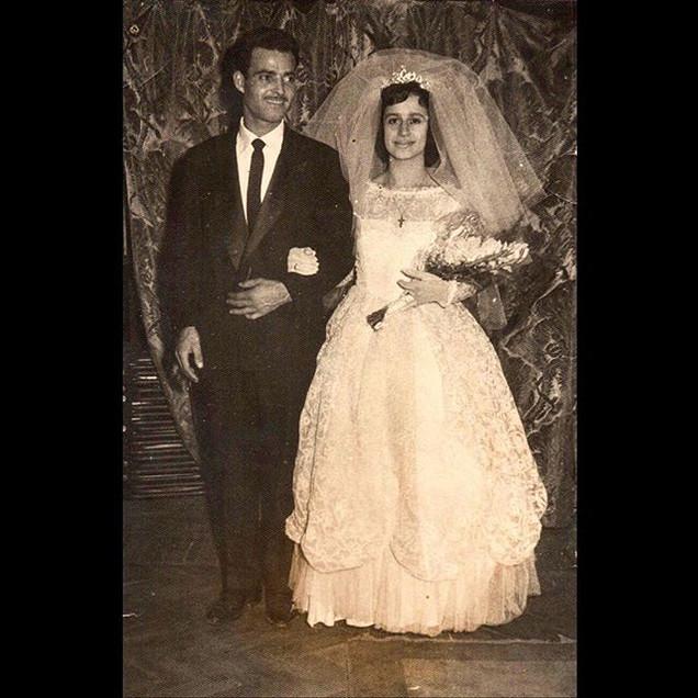 1960s The Wedding of Andonia & Dimitrios