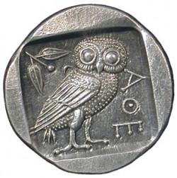 Ancient Greek Coin 2mi3