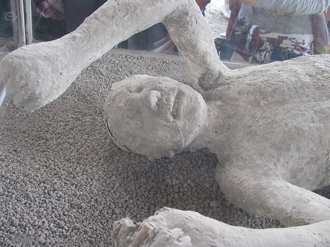 1 Pompeii İnsan