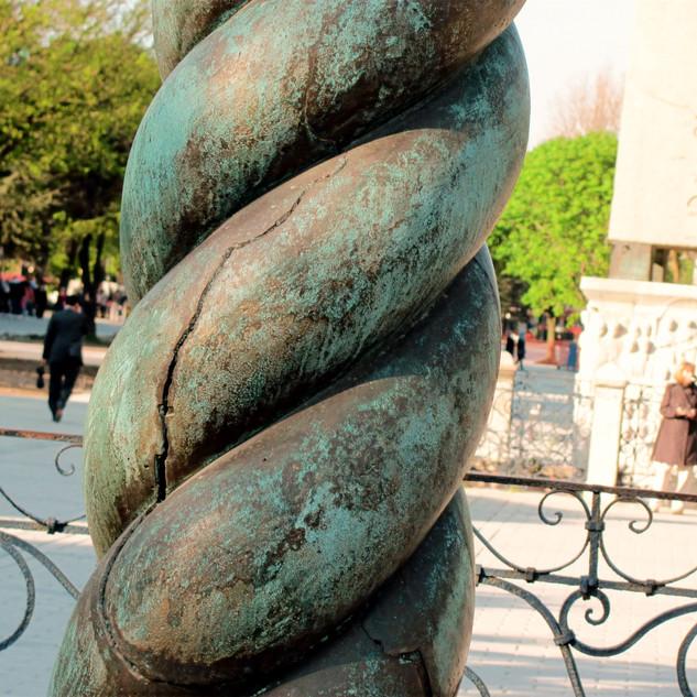 Yılanlı Sütun / Hipodrom Sultanahmet, Istanbul