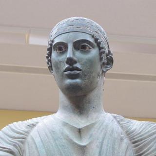 Charioteer / Delfi Arkeoloji Müzesi