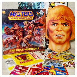 He-Man Collectibles