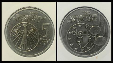 5 Mark - 1985