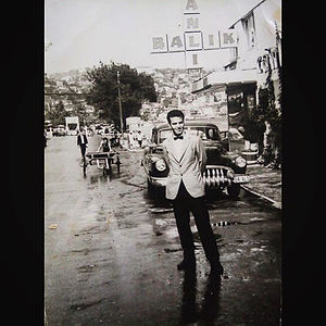 1960s Dimitrios Koulurgioti in Sariyer -