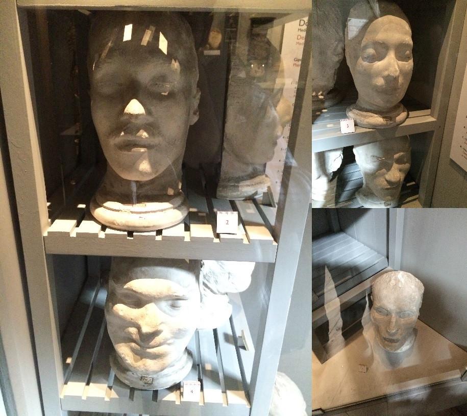 Masks, Gustavianum