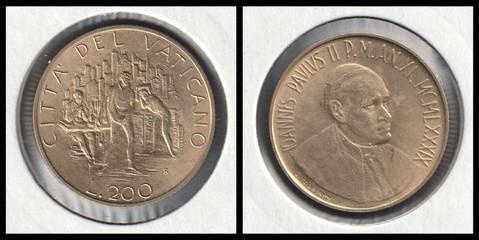 200 Lire - 1989