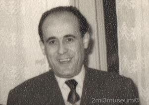 Vincentzo Sanzoni, 1960s, Italian, Istanbul, WWII, WW2