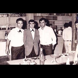 1960s The Days in Urcan Canlı Balık, Sarıyer