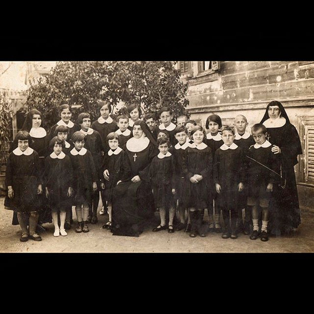 1920s A Catholic School in Edirne