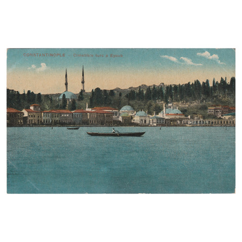 Eyub Turkish Cemetary, Istanbul