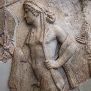 Kabartma Heykel / Pire Arkeoloji Müzesi