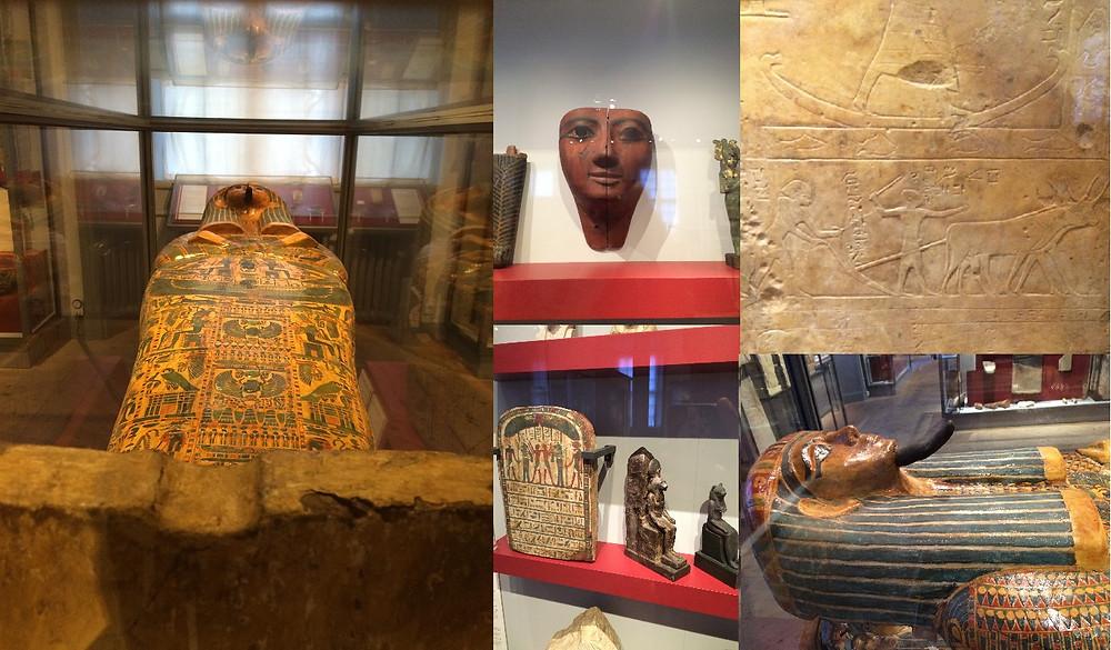 Gustavianum Egypt Collection,2mi3