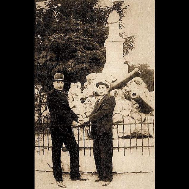 1920s The Vafiadis Siblings/ Yorgo Vafiadis