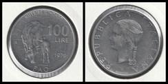 100 Lire - 1979 ( FAO )