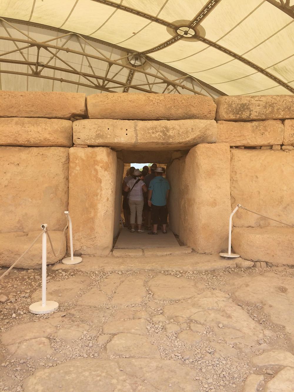Hagar Qim 2 Kapı